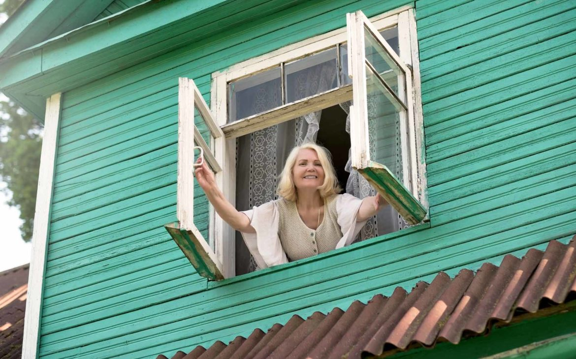 How to Deal with Mold Build-Up on Your Windows