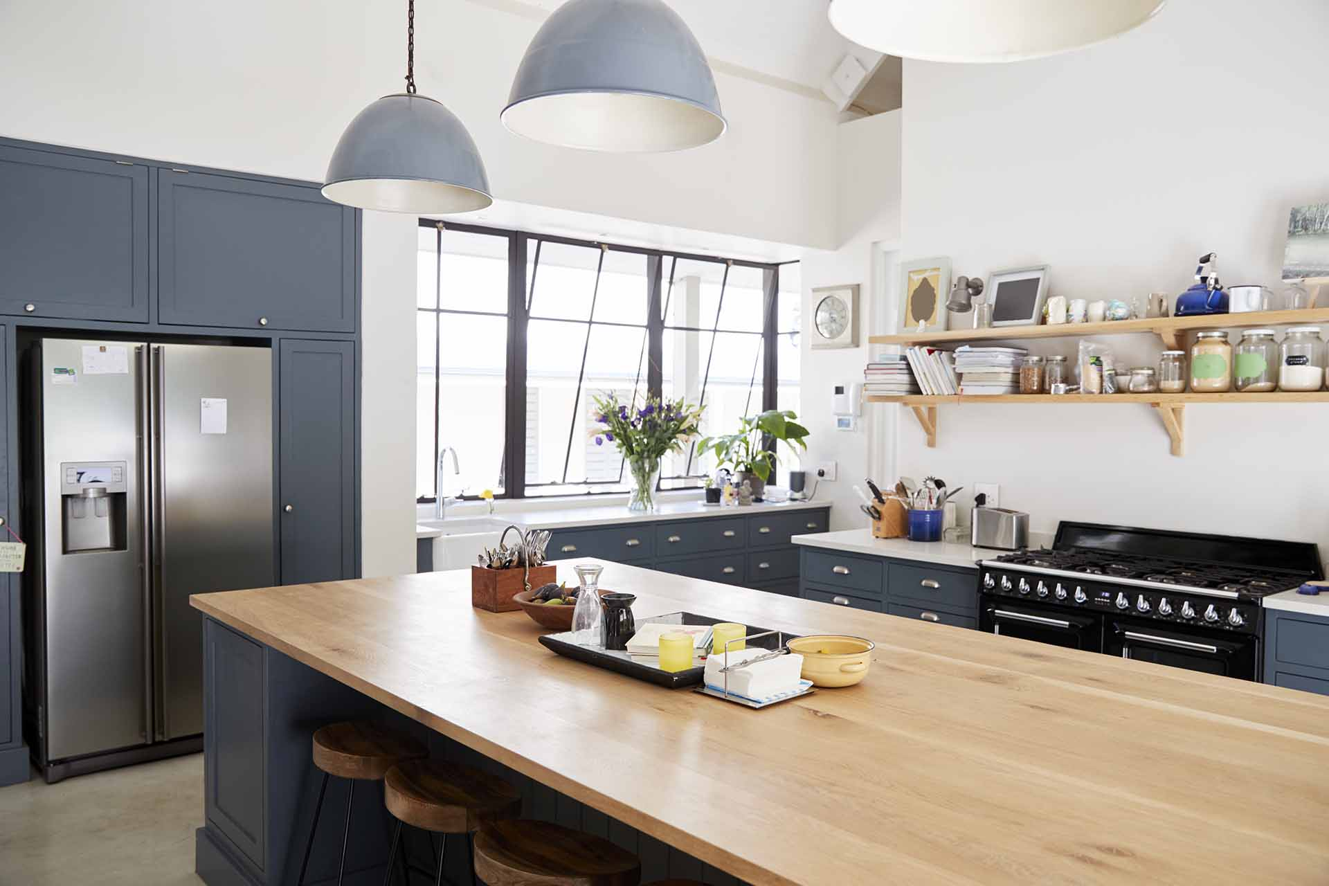 What is the most expensive part of a kitchen remodel?