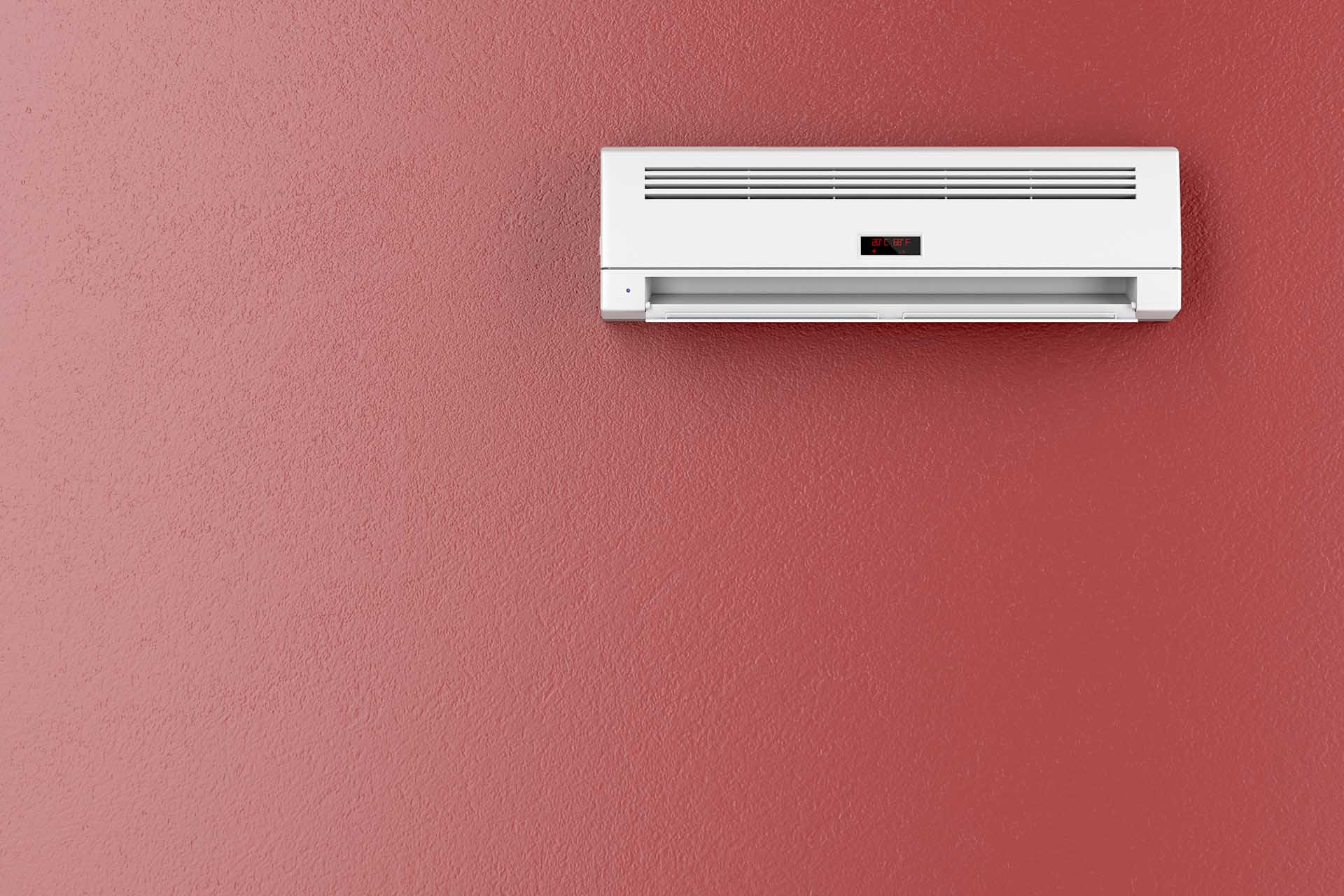 5 Benefits of Ductless Air Conditioners