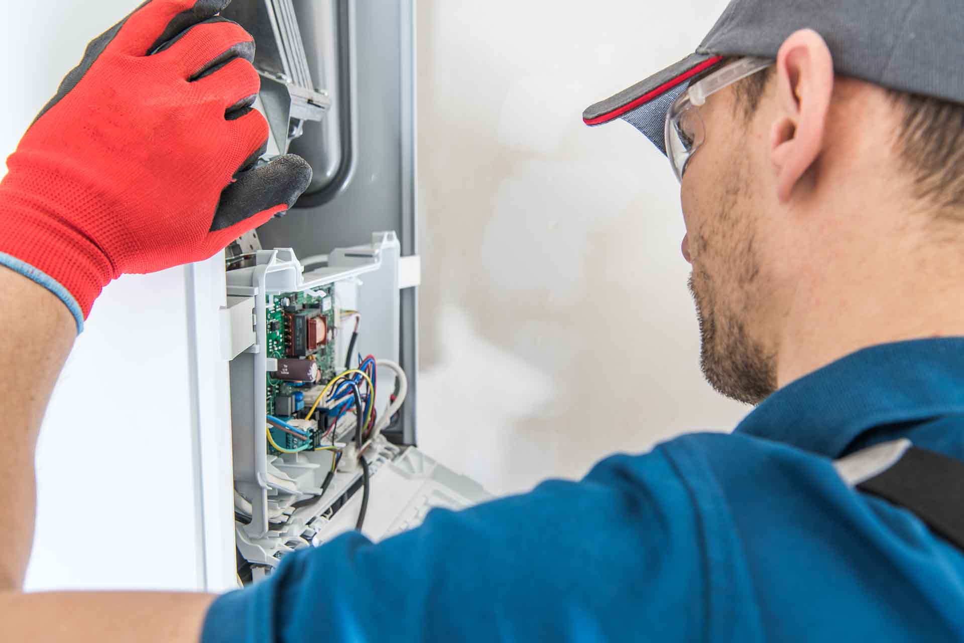 What Do You Do When Your Furnace Won't Turn On?
