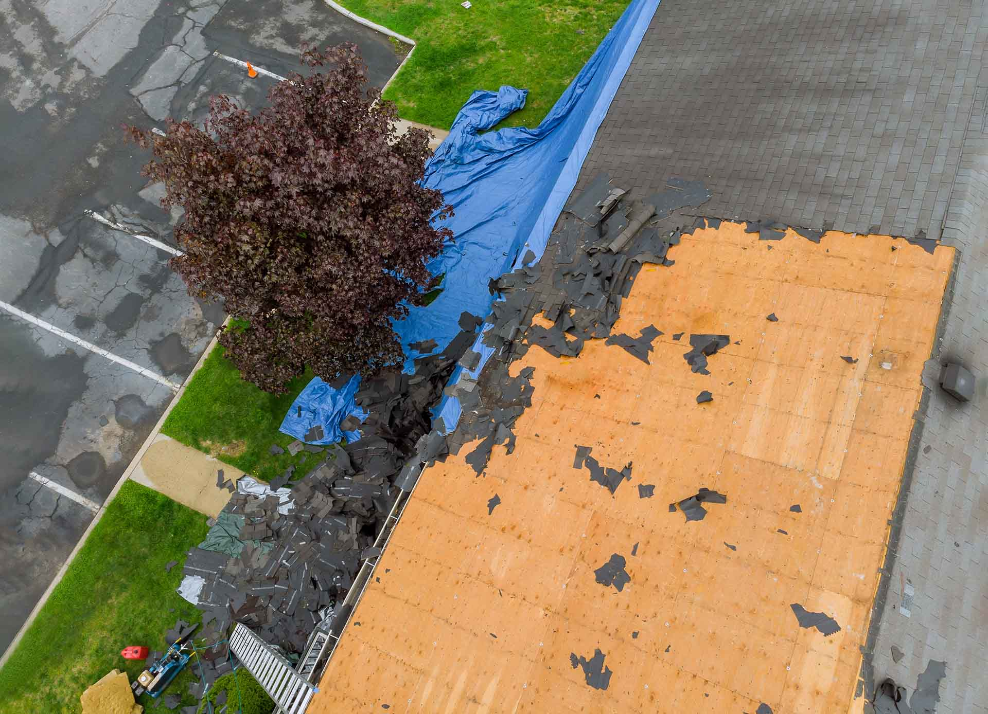 How do you know your roof is damaged?